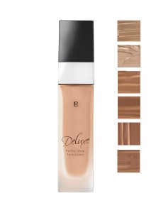 Deluxe Perfect Wear Foundation Promotion