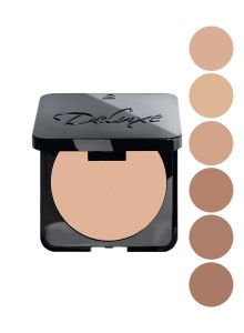 Deluxe Perfect Smooth Compact Foundation Promotion