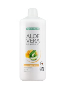 LR Lifetakt Aloe Vera Drinking Gel au miel traditionnel Promotion