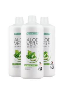 Aloe Vera Drinking Gel Intense Sivera en pack de 3 Promotion