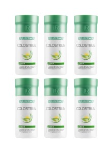 LR Lifetakt Colostrum Liquid en pack de 6 Promotion