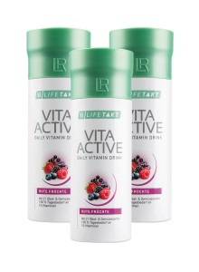 LR Lifetakt Vita Active fruits rouges en set de 3 Promotion