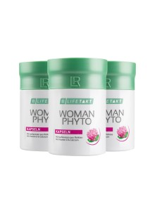 Woman Phyto gélules en set de 3 Promotion