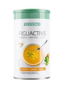 LR Lifetakt Soupe Figu Active Légumes Curry India Promotion