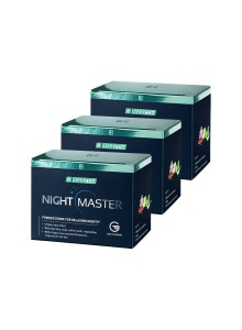 Night Master Pack de 3 Promotion